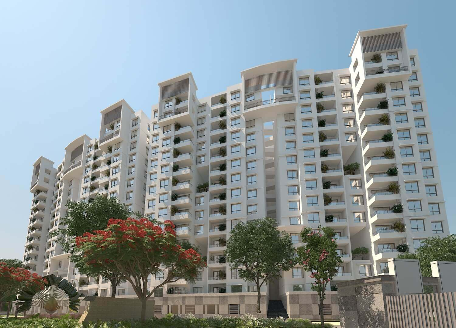 ajmera nucleus group 3 bhk apartment for sale in bangalore